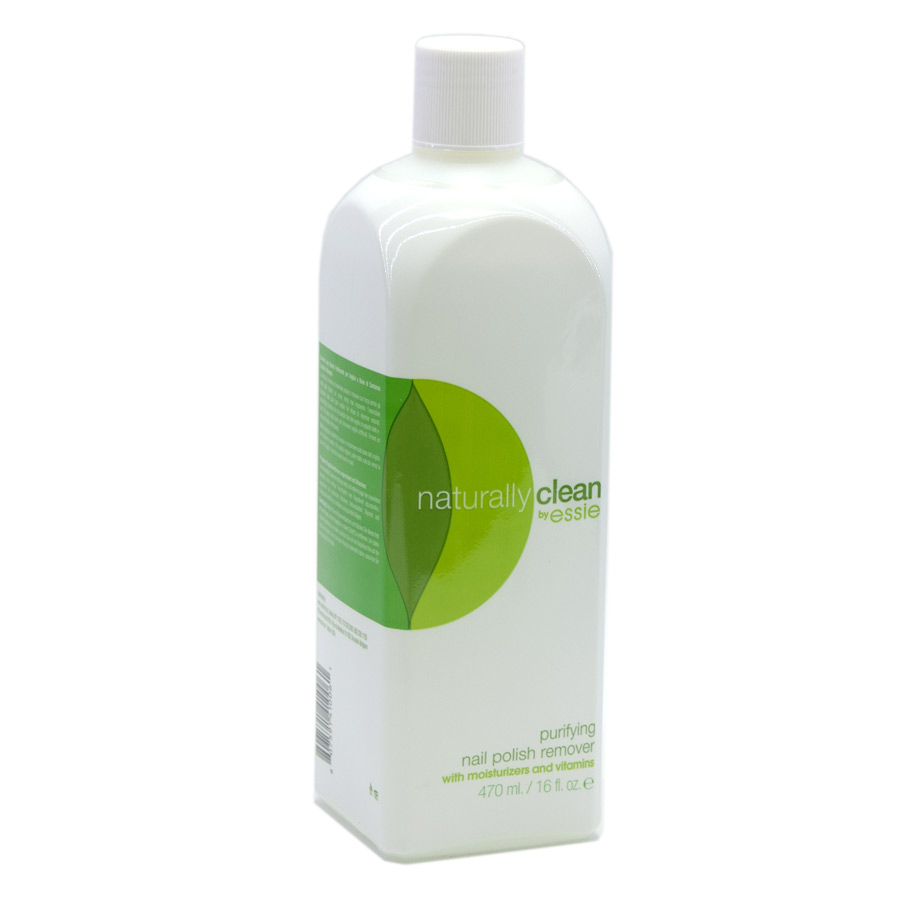 Quitaesmalte NATURALLY CLEAN POLISH REMOVER - Essie - 470ml